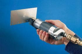 Flanger/Punch Tool Pneumatic 7/32in