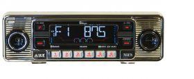 custom autosound classic radio stereo
