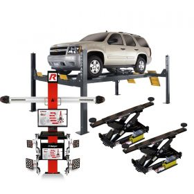 BendPak HDS-14LSXE Alignment Package 5175894