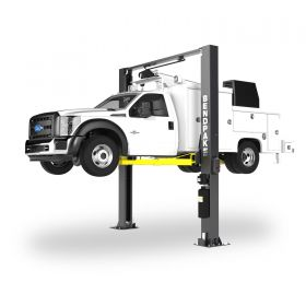 BendPak XPR-12CL-LTA - Clearfloor - Extended Reach Triple-Telescoping Arms - 12000 lb. Capacity 5175258