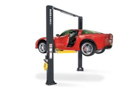 BendPak XPR-10AS Two-Post Lift Clearfloor Asymmetric 10000 lb. Capacity 5175397