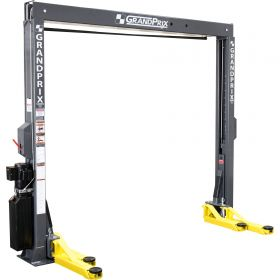 BendPak GrandPrix Series GP-7LCS - Clearfloor - Standard Arms - Extra Short Lift - 7000 lb. Capacity 5175995