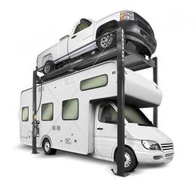 BendPak HD-7PXW - Four-Post - Super-Tall Lift - Wide - 7000 lb. Capacity 5175516