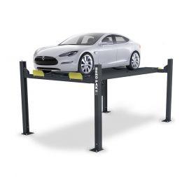 BendPak HD-9AE - Four-Post Alignment Lift - w/ Turn Plates & Slip Plates - 9000 lb. Capacity 5175820