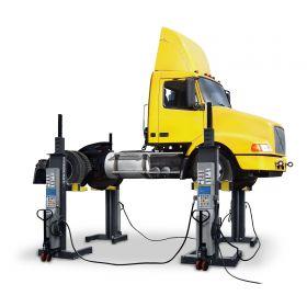 BendPak PCL-18B - Mobile Lift System - 208-230/190V - 50/60HZ - 3-Ph - Set of 8 - 144000 lb. Capacity 5175294