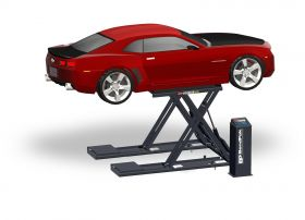 BendPak P-9000LTF - Low-Rise - Pit Style - Flush Mount - 9000 lb. Capacity 5175155