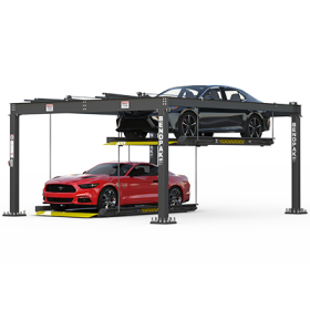 BendPak PL-6KDT - Dual Independent Platform Parking Lift - Special Order - 12000 lb. Capacity 5175157