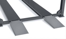 BendPak 48 Inch Alu. Ramp Kit - Fits HD-7 & HD-9 Series Lifts (Not HD-9AE or HD-9SW/SWX) - Pair 5174705