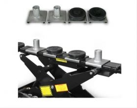 BendPak RBJ4500 Adapter Kit - Includes 2 Sliding Pads and 2 Sliding Receivers 5210367