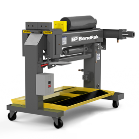 BendPak Manual Bender With Deluxe Metric Tooling Package / 208-460v - 50 Hz 3-Phase