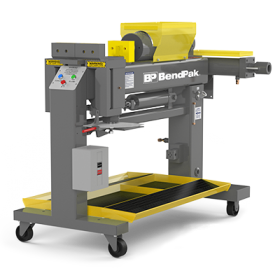 BendPak Semi-Automatic Tubing Bender With Deluxe Metric Tooling Package / 208-460v - 50 Hz 3-Phase