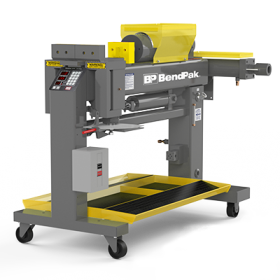 BendPak Digital-Automatic Tubing Bender With Deluxe Metric Tooling Package / 208-460v - 50 Hz 3-Phase