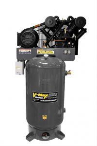 BendPak VMX-7580V-603 Air Compressor - 7.5 HP - 80-Gallon Vertical Tank 5179107