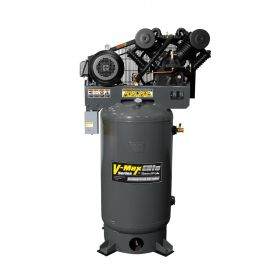 BendPak VMX-10120V-603 Air Compressor - 10 HP - 120-Gallon Vertical Tank 5179108