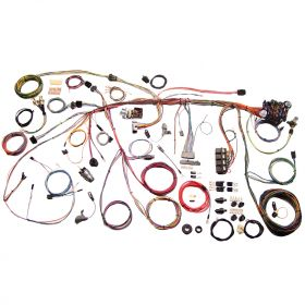 American Autowire CLASSIC UPDATE KIT - 1969 FORD MUSTANG 510177