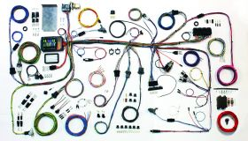 American Autowire CLASSIC UPDATE KIT - 1964-66 FORD MUSTANG 510125