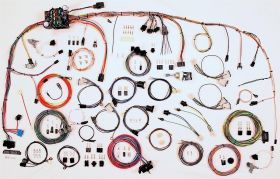 American Autowire CLASSIC UPDATE KIT - 1973-82 CHEVY TRUCK 510347