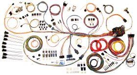 American Autowire CLASSIC UPDATE KIT - 1964-67 PONTIAC GTO 510188