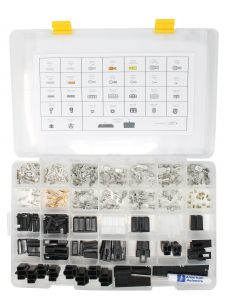 American Autowire Professional Grade Terminal & Connector Kit 510643