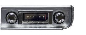 65 Chevy Chevelle/El Camino Custom Autosound USA-740 Radio CAMCH65740