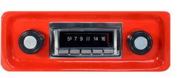 67-72 Chevy Truck Custom Autosound USA-740 Radio CAMCHTKL740