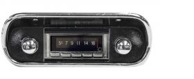 67-73 Ford Mustang Custom Autosound USA-740 Radio CAMLMUSA740