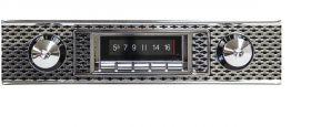 55 Chevy 210 Custom Autosound USA-740 Radio CAMVECH5740