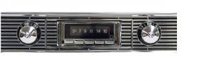 56 Chevy 210 Custom Autosound USA-740 Radio CAMVECH6740