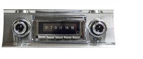 57 Chevy 210 Custom Autosound USA-740 Radio CAMVECH7740