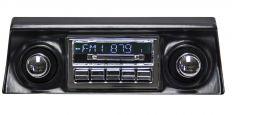 custom autosound 68-76 chevy corvette radio