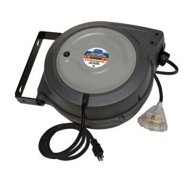 Eastwood Auto Rewind Electric Cord Reel