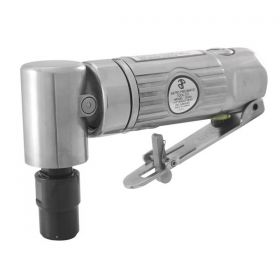 Astro Pneumatic 1/4 Inch 90° Angle Die Grinder with Safety Lever - Front Exhaust - 20000rpm T20AH