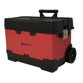 Homak Red Metal & Plastic Roll Away Tol Box (Fits RD00122504) RD00423002