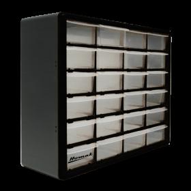 Homak 24 Drawer Parts Organizer HA01024152