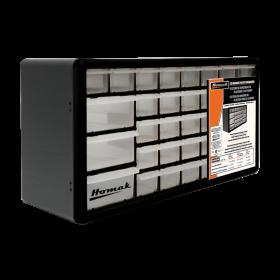 Homak 30 Drawer Parts Organizer HA01030102
