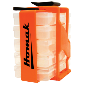 Homak 8 Inch Portable Parts Organizer HA01053029