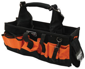 Homak 22.5 Inch Tool Bag w/ 43 Pockets TB00122543