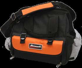 Homak 12 Inch Tool Bag w/ 11 pockets  TB00112011