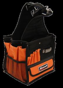 Homak 8 Inch Tool Bag w/ 28 Pockets TB00108028
