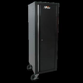 Homak 19 Inch H2Pro Series Full-Height Side Locker - Black BK08019602