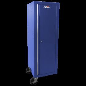 Homak 19 Inch H2Pro Series Full-Height Side Locker - Blue BL08019602