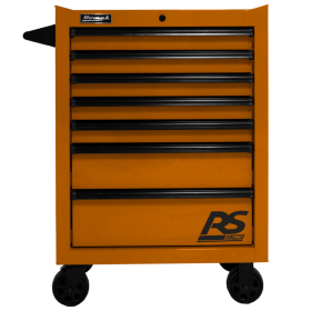 Homak 27 Inch RS PRO 7 DWR ROLLER CABINET-OG OG04027770