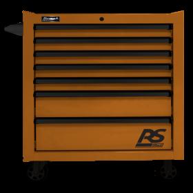 Homak 36 Inch RS PRO 7 DWR ROLLING CABINET -OG OG04036070