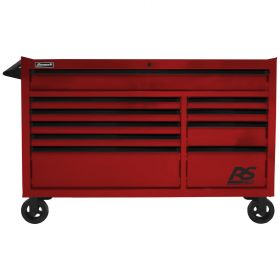 Homak 54 Inch RS PRO 10 DWR ROLLING CABINET-RD RD04054010