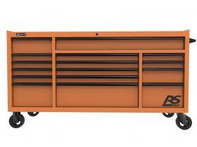 Homak 72 Inch RS PRO 16 DWR ROLLER CABINET-OG OG04072160