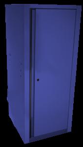 Homak 22 Inch RS Pro Full Height Side Locker - Blue BL08021050