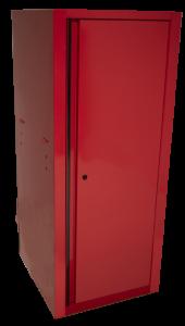 Homak 22 Inch RS Pro Full Height Side Locker - Red RD08021050