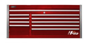 Homak HXL 60 Inch Top Chest - Red HX02060103