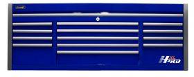 Homak HXL 72 Inch Top Chest - Blue HX02072152