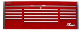 Homak HXL 72 Inch Top Chest - Red HX02072153